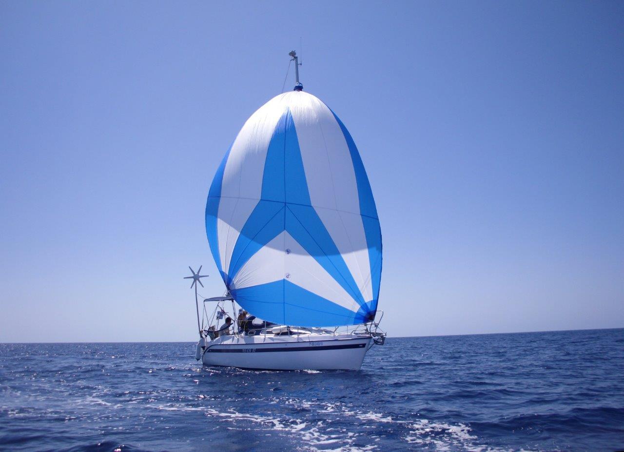 Sailing boat hire Ibiza